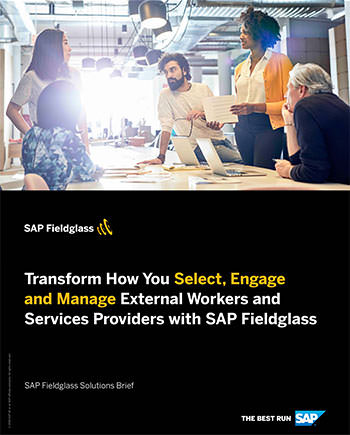 SAP Fieldglass Solutions Brief