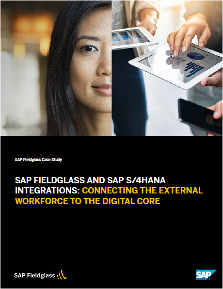 SAP Fieldglass S/4HANA Integration Datasheet
